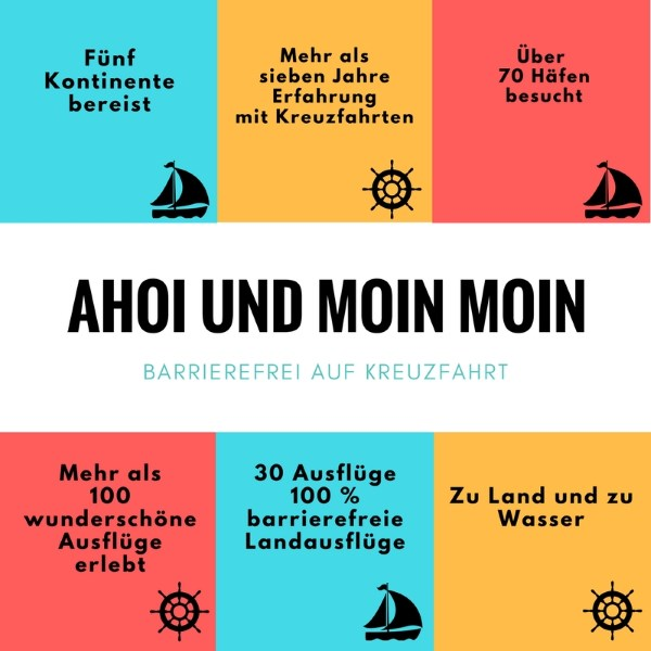 Ahoi und Moin Moin - Reise Erfahrung