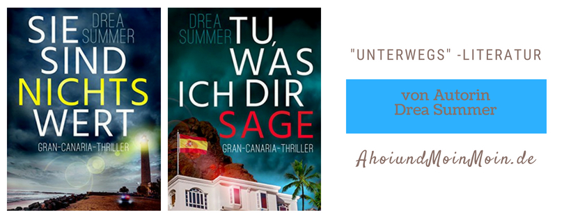 """Buch-Tipp """"Tu, was ich dir sage"""" von Drea Summer"""